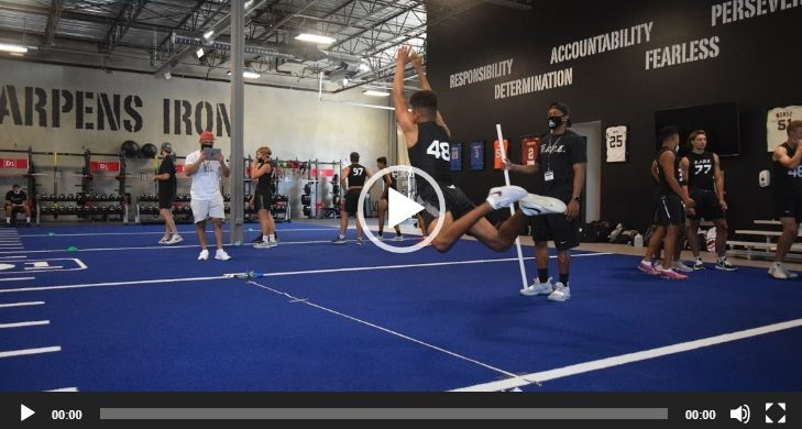 Click to view: RARE Broad Jump (Videos)